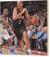 Ryan Anderson Wood Print