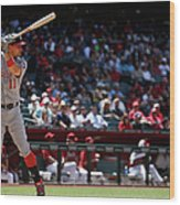 Ryan Zimmerman Wood Print