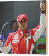Spanish Formula One Grand Prix: Qualifying Wood Print