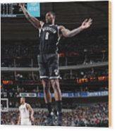 Spencer Dinwiddie Wood Print