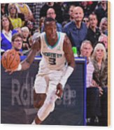 Terry Rozier Wood Print