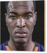 T.j. Warren Wood Print