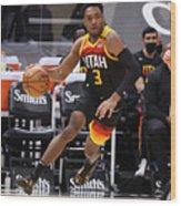 Toronto Raptors v Utah Jazz Wood Print