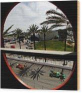 Toyota Grand Prix of Long Beach - Day 3 Wood Print
