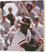 Willie Mccovey Wood Print