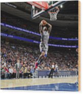 Wilson Chandler Wood Print