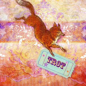 Toadstool Cottage Digital Art by MGL Meiklejohn Graphics