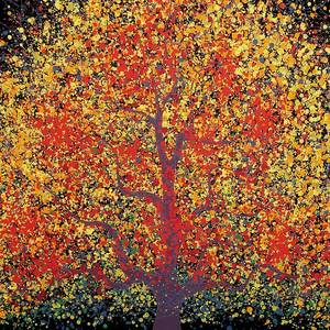 The Tree Of Peace Painting By Daniel Lager