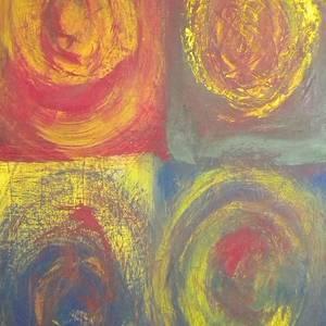 Dervish Painting By Bebe Brookman