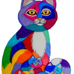 Кошки и котята 2, Ник Густафсон