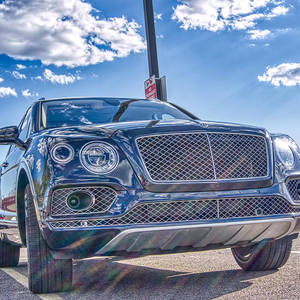 Bentley Bentayga Photograph by Ants Drone Photography