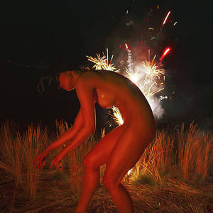 Naked girls fireworks Nyc July 4th Fireworks In Lower Manhattan Photograph By Cavan Images