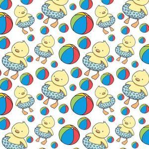 Duck Life 2 Digital Art by Alison Paige