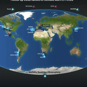 Icecube Neutrino Observatory Photograph by Icecube ...Icecube Neutrino Observatory White Book