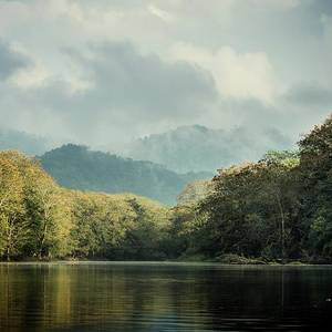 One Day On Yojoa Lake Photograph by Robert Grac