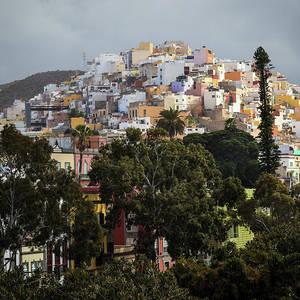 Las Palmas De Gran Canaria Iii Photograph By Zoran Stanojevic