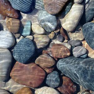 Kathi Rocks Stream