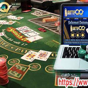 Agen Poker Online Aktifqq Terpercaya Photograph By Aktifqq