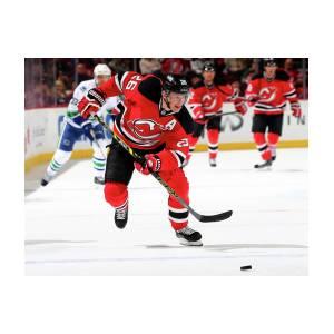 Vancouver Canucks V New Jersey Devils Photograph By Elsa