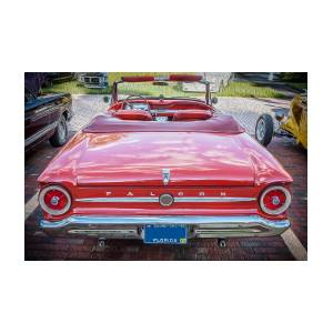 1963 Ford Falcon Sprint Convertible Photograph by Rich Franco