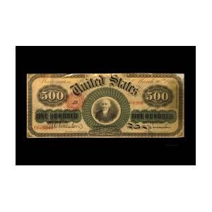 500 Dollar Us Currency New York Bill