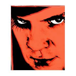 A Clockwork Orange Malcolm Mcdowell Painting by Tony RubinoMalcolm Mcdowell Clockwork Orange Eyes