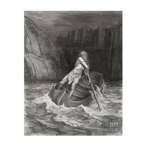 Dante S Inferno Charon On The Styx