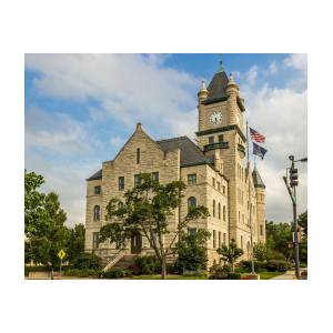 Douglas County Courthouse 2 by Ken Kobe