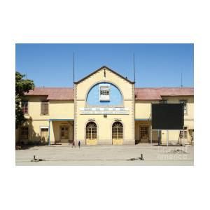 Ethiopia To Djibouti Railway Station In Dire Dawa Ethiopia