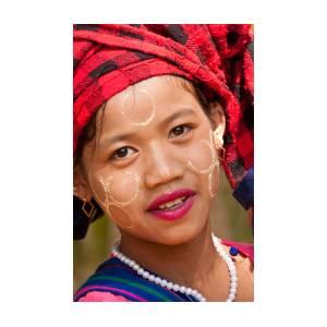 Myanmar Beauty by Dennis Cox