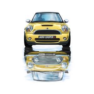 Bmw Mini Cooper >> New Bmw Mini Cooper S Yellow
