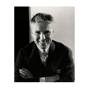 Charlie Chaplin Weekender Bag
