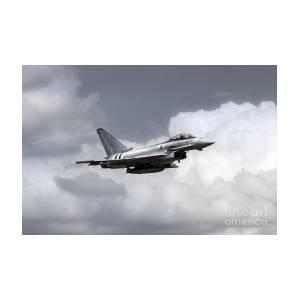 Raf Typhoon by J Biggadike