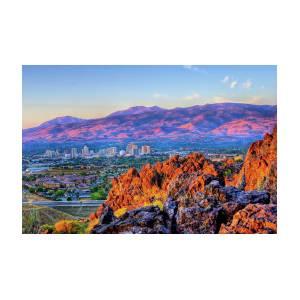Reno Nevada Sunrise