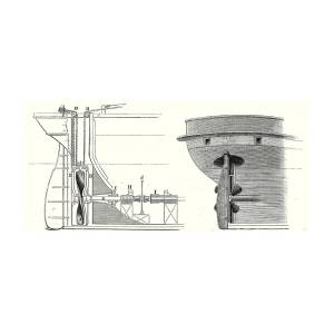 The Propeller Shaft by English School