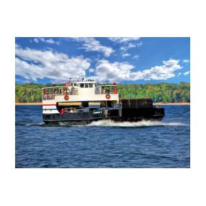 Washington Island Ferry Eyrarbakki Door County