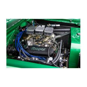 1972 plymouth duster engine by roger mullenhour