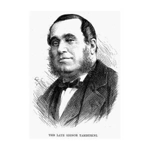 ANTONIO TAMBURINI TREIBER
