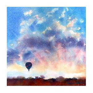 Infatuated - Hot Air Balloon Over Napa Valley