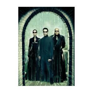 The Matrix Reloaded 2003 Digital Art By Geek N Rock