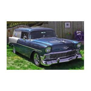 1956 Chevy Sedan Delivery
