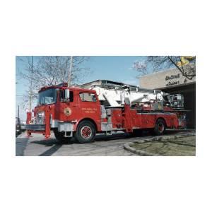 philadelphia fire department pennsylvania tower ladder 6 mack