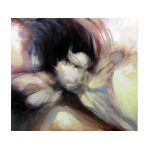 Animus Motus The Tempest Painting By William Stoneham