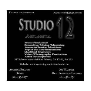 Atlanta Studio 12 by Angelina Sarantis