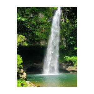 Bouma Waterfall Fiji