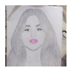 Camila Cabello By Prachi Sharma