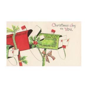 Christmas greetings 1223 vintage christmas cards greeting cards christmas greetings 1223 vintage christmas cards greeting cards in mail box by tuscan afternoon m4hsunfo