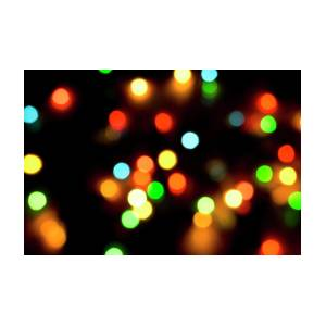 Christmas Lights Background.Christmas Lights Background