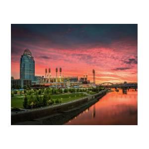 239cf571 Cincinnati Sunrise Photograph by Michael Svach