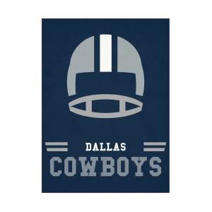 a3bf239c39319 Dallas Cowboys Vintage Nfl Art Mixed Media by Joe Hamilton
